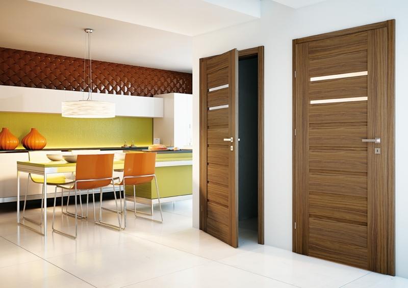 Kupić Drzwi drewniane wewnętrzne.
