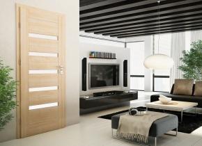 Kupić Drzwi pokojowe drewniane.