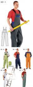 Kupić Odzież robocza - spodnie ogrodniczki.