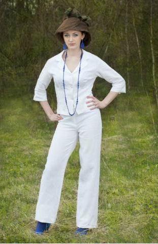 Kupić Spodnie damskie letnie.