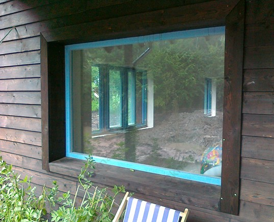 Kupić Okna o konstrukcji aluminiowo-drewnianej