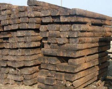 Kupić Podkłady kolejowe drewniane
