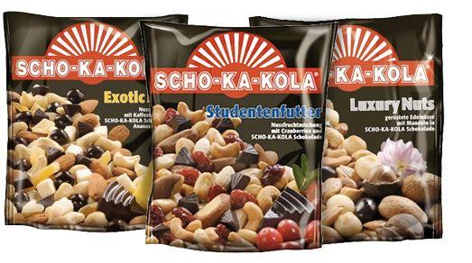 Kupić SCHO-KA-KOLA- mieszanka orzechów z czekoladą kofeinowaną