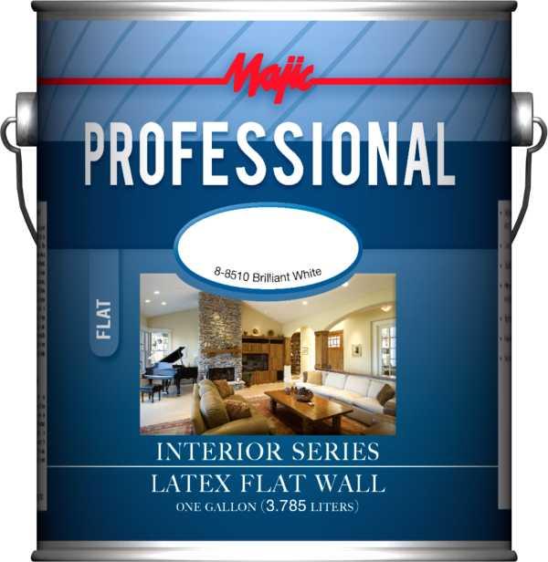 Kupić Farba Majic Professional Interior Latex Flat 8-8500