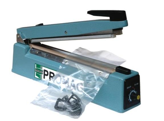 Zgrzewarki liniowe do pakowania produktów w folię termokurczliwą