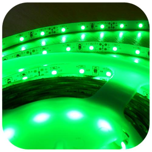 Kupić Taśma LED 12V 24W - zielona / zielony