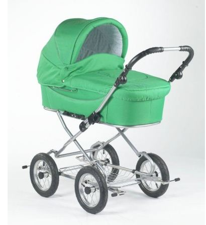 Kupić Wózki dziecięce model Hybryda - zielony