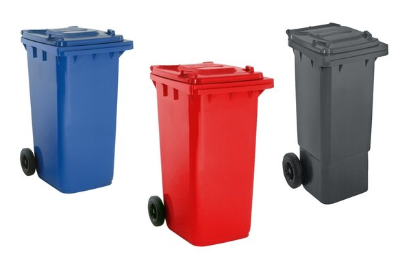 Pojemniki i stojaki na odpady Promag