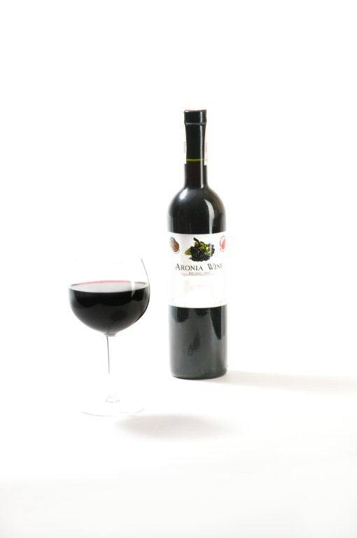 Kupić Wino z aronii półwytrwane