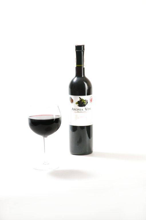 Kupić Wino z aronii półsłodkie