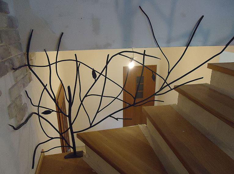 Kupić Poręcze i balustrady ręcznie kute, kowalstwo