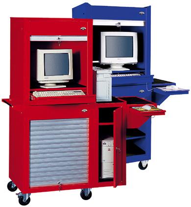 Kupić Zestaw szafek pod komputer.