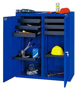 Kupić Szafa narzędziowa 2-drzwiowa (z 8-szufladami) (S-3-04-00)