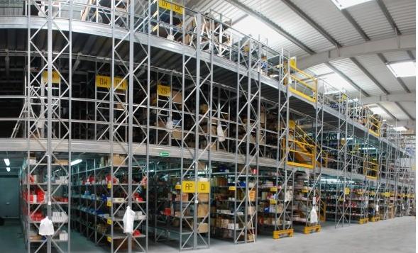 Wielopoziomowe systemy magazynowe zwiększające powierzchnię magazynu Promag