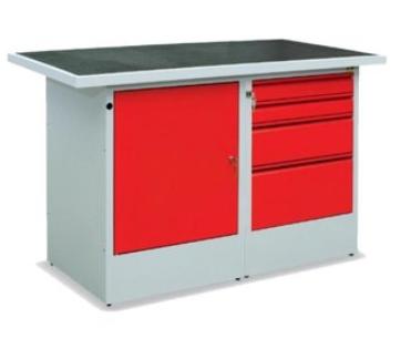 Wyposażenie dodatkowe warsztatów, stoły do pakowania, stoły do sortowni