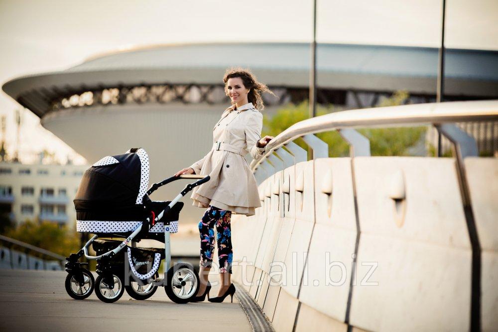 Kupić Wózek wielofunkcyjny Silver firmy Kunert z pełnym wyposażeniem