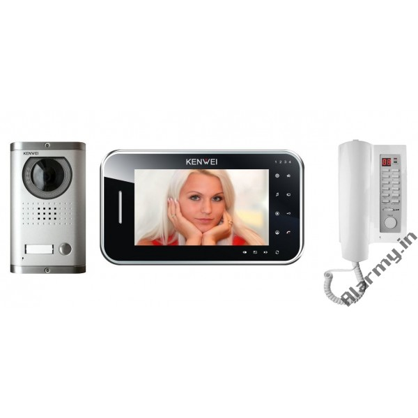 Kupić KW-U702C-W200 - Zestaw wideodomofonowy Kenwei