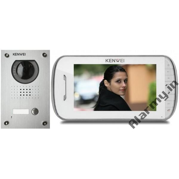 Kupić VK1370MC-703FC - Zestaw wideodomofonowy Kenwei