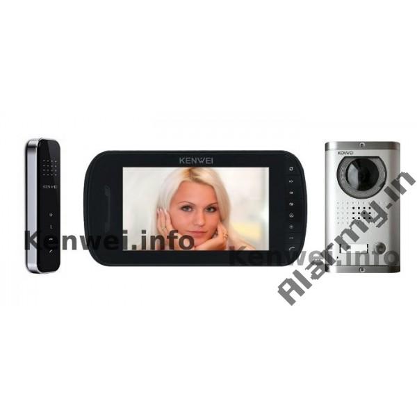 Kupić KW-E703C/1011 - Zestaw wideodomofonowy Kenwei
