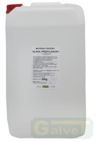 GALVET glikol propylenowy (ketoza) 30kg materiał paszowy