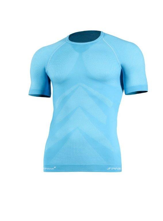 Kupić T-SHIRT RELIEVE termoaktywna męska jasno-niebieska