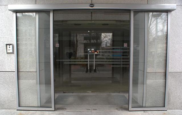Fantastyczny FineForall-drzwi automatyczne aluminiowe przesuwne radarowe kupić SK25