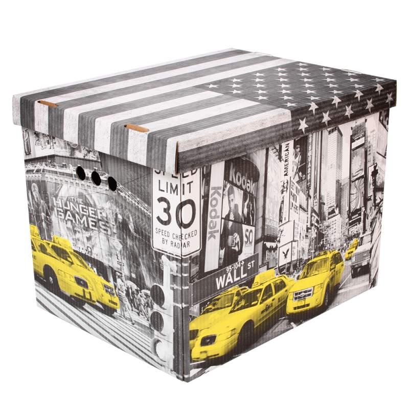 Kupić Pudełko dekoracyjne XL New York