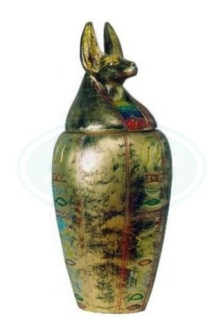Kupić Figurka Urna - Anubis