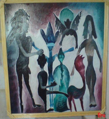 Kupić Obraz malarstwo olejne