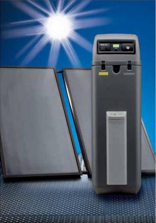 Kupić Zestaw solarny wodny 2x V26P Solaris firmy Rotex z systemem drain back