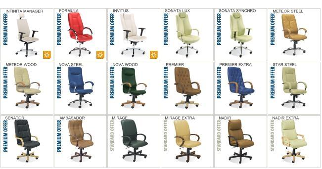 Kupić Krzesła, fotele gabinetowe