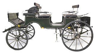 Kupić Bryczka Spanish Jagdwagen