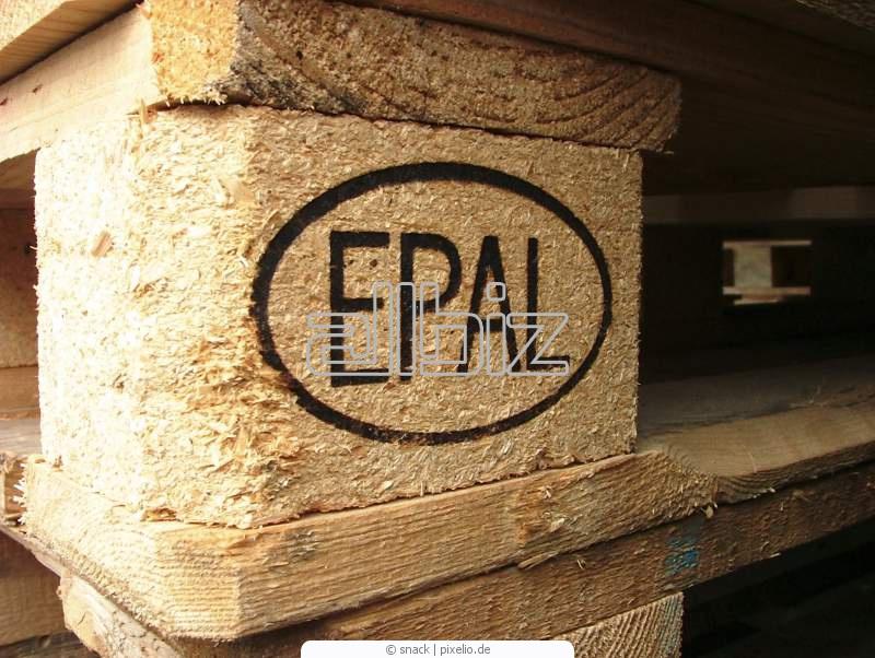 Kupić Europalety, palety EURO, Palety EPAL