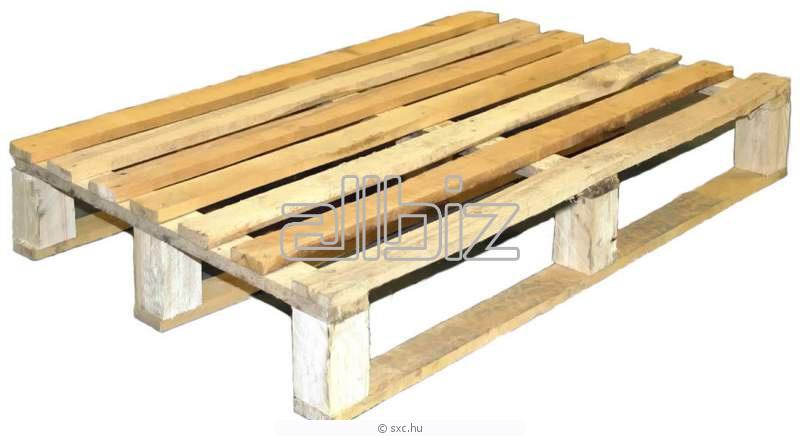 Kupić Palety drewniane, skrzyniopalety, EURO, na zamówienie, nietypowe