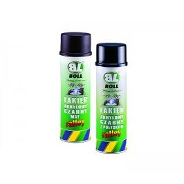 Kupić Lakier akrylowy czarny w sprayu 500ml