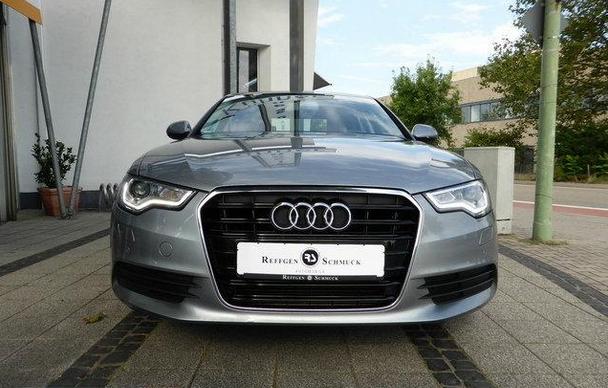 Kupić Audi A6 z autoalarmem, poduszkami powietrznymi i immobiliserem