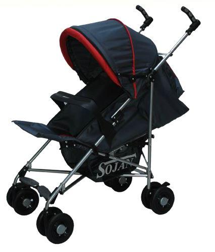 Kupić S4 plus - lekki wózek wielofunkcyjny z pokrowcem przeciwdeszczowym