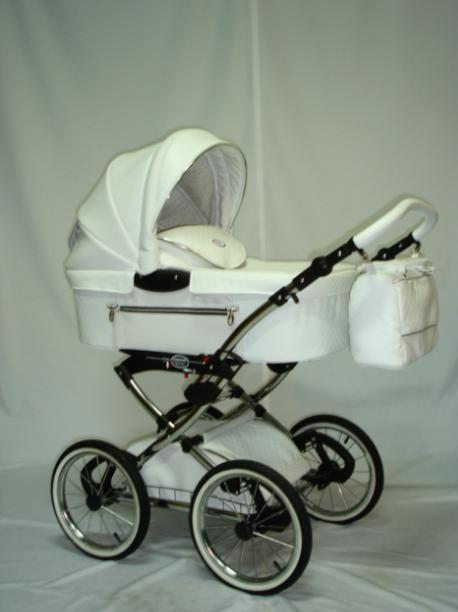 Kupić Bardzo stylowe i praktyczne wózki głębokie w stylu vintage