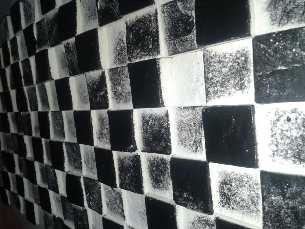 Kupić DEKORACYJNY 3D BLACK AND WHITE STONE