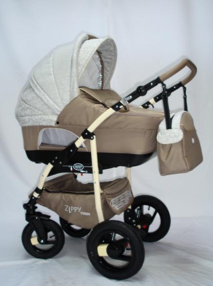 Kupić Zippy - lekki i funkcjonalny wózek z komfortowym resorowaniem