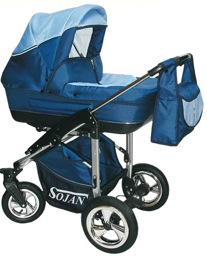 Kupić Comfort SK - lekki i komfortowy wózek z fotelikiem samochodowym