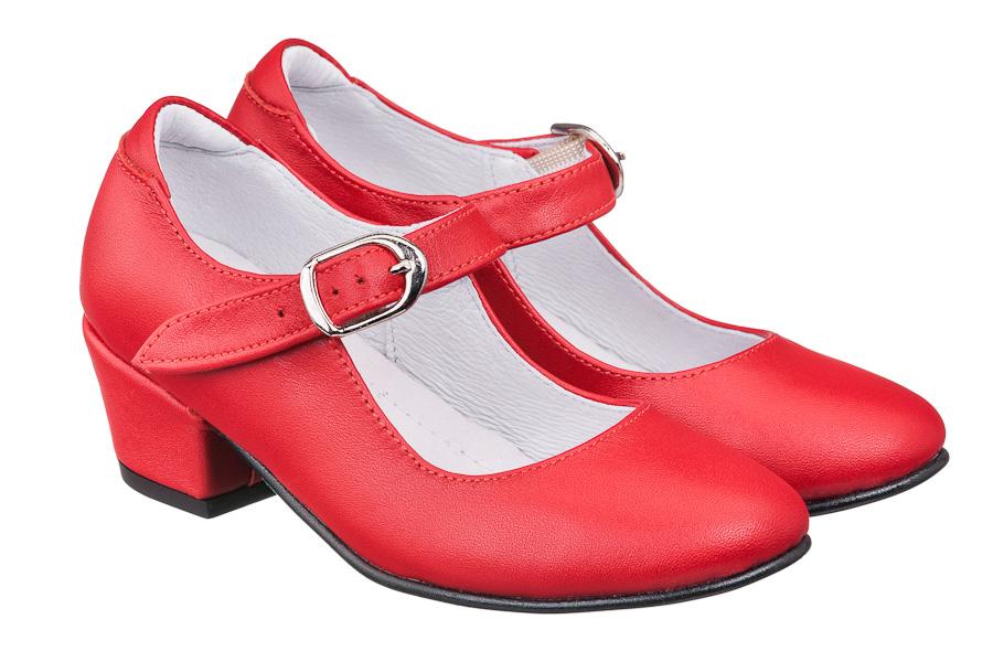 7ffb50ae46 Croolewny - buciki na malutkim obcasie dla dziewczynek kupić w Warszawa