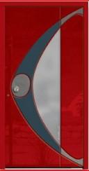 Kupić Drzwi dekoracyjne mieszkaniowe PCV