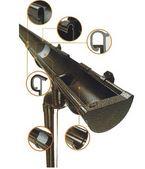 Metalowe systemy rynnowe