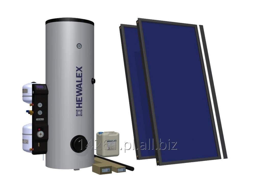 Kupić Zestaw solarny HEWALEX 2 TLPAC-KOMPAKT 300HB (KS2100)