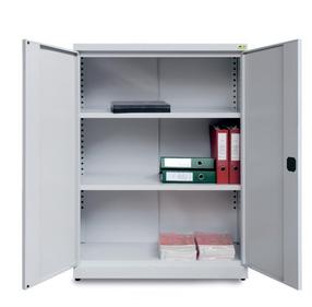 Metalowe szafki biurowe Niskie z serii Classic line
