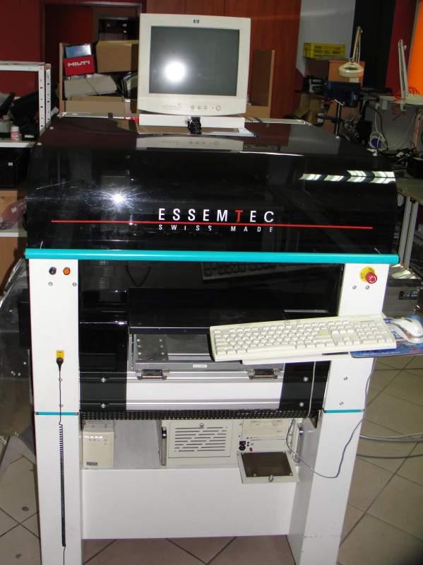 Kupić ESSEMTEC 9000 Produkcja płytek SMD Automat
