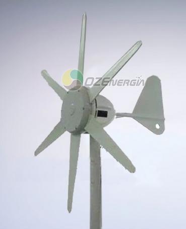 Kupić Elektrownia wiatrowa turbina Tuuli 75W max 300W z kontrolerem ładowania