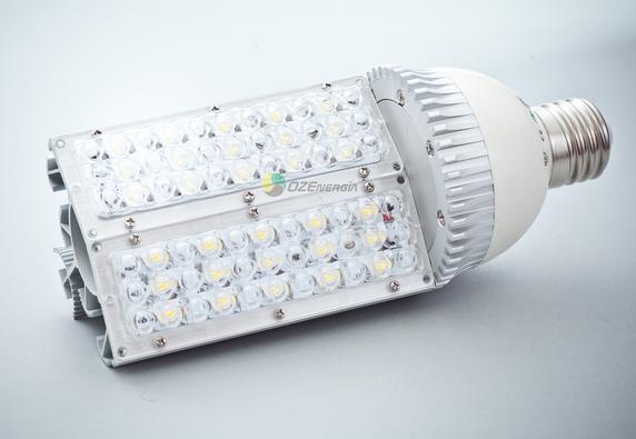 Kupić Żarówka uliczna LED ST 55W E40 flat Greenie