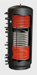 Kupić Akumulacyjne zbiorniki warstwowe MULTI-INOX od 600 do 2000l.